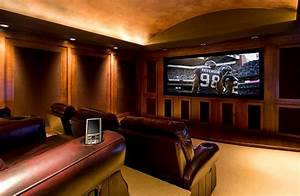 Media Home Cinema : 9 awesome media rooms designs decorating ideas for a media room ~ Markanthonyermac.com Haus und Dekorationen