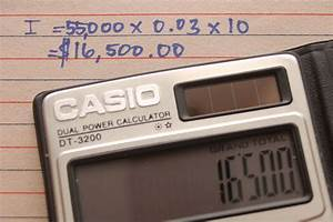 Zinseszins Berechnen : einfachen zins berechnen wikihow ~ Themetempest.com Abrechnung