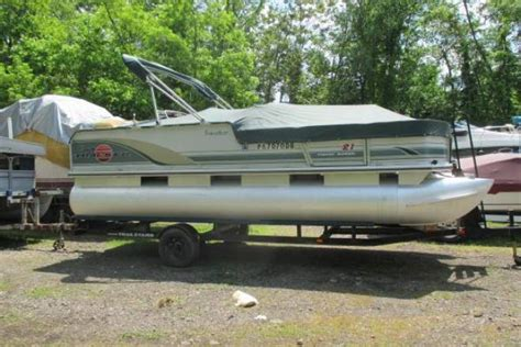 Used Fishing Boats For Sale Pa by Pontoon New And Used Boats For Sale In Pennsylvania