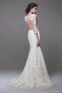 beautiful lace wedding dresses blumarine bridal 2015 wedding dresses part 1 wedding inspirasi
