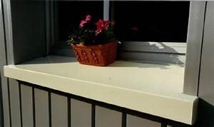 Quelle Peinture Pour Appuis De Fenetre : appui de fenetre bois bien peinture poutre en bois ~ Premium-room.com Idées de Décoration
