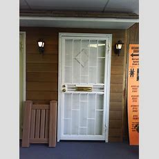 Security Doors Chicago Illinois Exterior Services Chicago