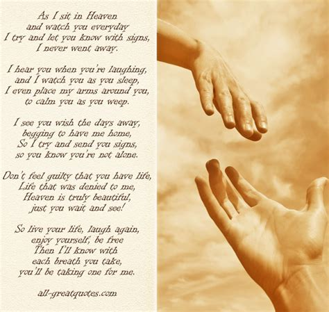 heaven quotes  loving memory   friend quotesgram