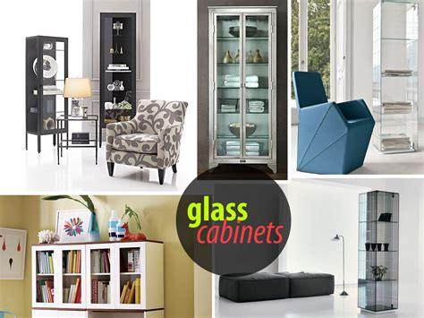 what to display in glass kitchen cabinets glass cabinets for a chic display 2153