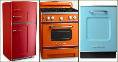 colored appliances liven up your kitchen with colored appliances