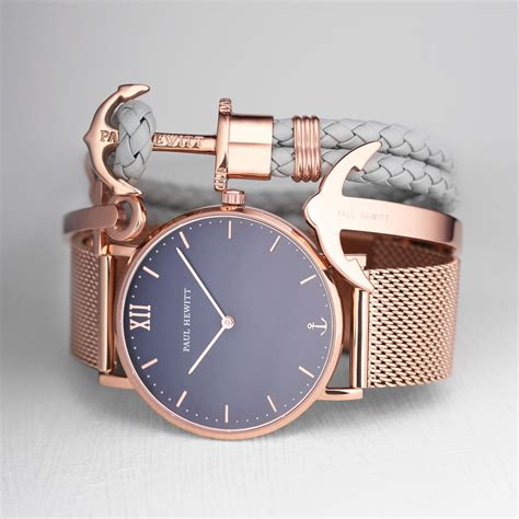 Our Sailor Line Ancuffs And Phreps Are Looking Gorgeous In Rosegold Getanchored Paul Hewitt
