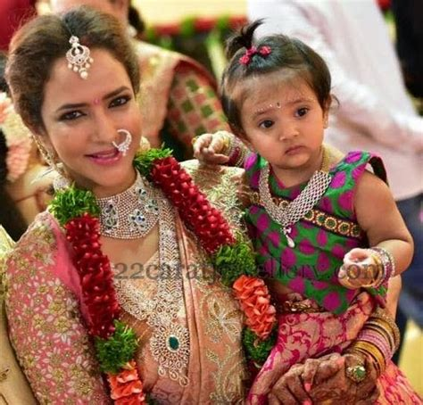 Bridal Shower Dresses For Bride by Big Fat Telugu Wedding Indian Jewellery Designs Lakshmi