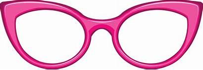 Clipart Glasses Clip Sunglasses Transparent Printable Eyeglasses