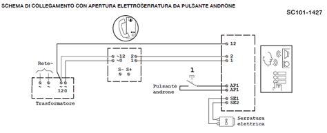 schema di collegamento citofono urmet domus sostituzione urmet con centralino schema citofoni