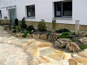 Naturstein Im Garten : naturstein im garten terrassenbau von andreas kropf bei ~ A.2002-acura-tl-radio.info Haus und Dekorationen