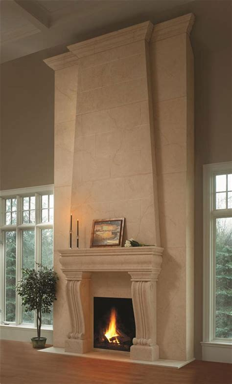 How to buy Omega fireplace mantels, shelves, kitchen hoods