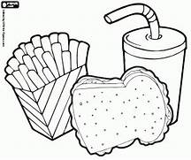 hot dog fast food coloring pages printable games