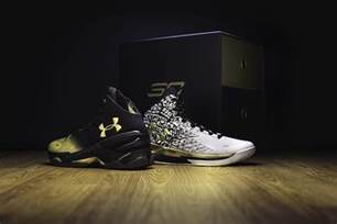 Under Armour Stephen Curry MVP Shoes