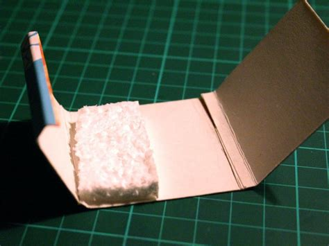 Needle Matchbook · How To Make A Needle & Pin Cases