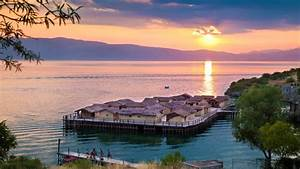 Bay of Bones Museum, Ohrid Municipality, Macedonia This