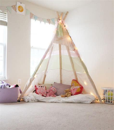 Zelt Kinderzimmer Klein by Indianer Tipi Zelt F 252 Rs Kinderzimmer Selber Bauen