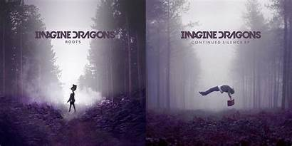 Roots Continued Silence Ep Imagine Dragons Wallpapers