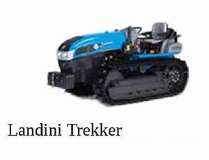 Landini Tractor Manuals To Download    Landini Tractors