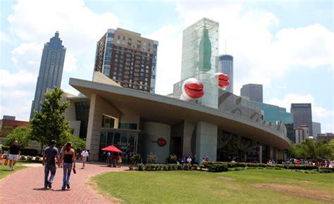 coca cola siege social week end à atlanta visite du musée coca cola nassim jammal