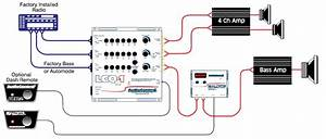 Wiring Car Amp Diagram