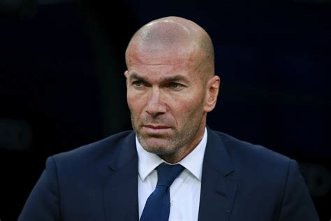 Zinedine zidane is a former french footballer and manager of spanish club real madrid. Real Madrid boss Zinedine Zidane discusses responsibilities for surprising draw at Legia Warsaw