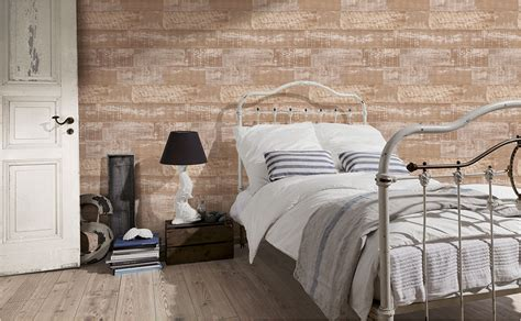 Tapete Im Schlafzimmer by Tapeten F 252 Rs Schlafzimmer Bei Hornbach