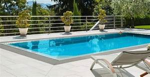 Piscine A Débordement : la piscine d bordement effet miroir equipement ~ Farleysfitness.com Idées de Décoration