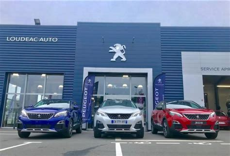 Peugeot Automobiles by Peugeot Loud 233 Ac Automobiles Garage Automobile 10 Rue