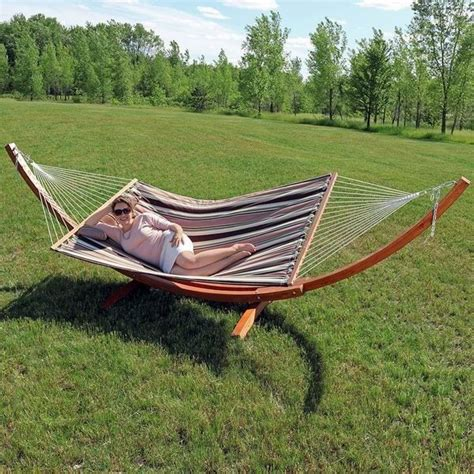 Cheap Hammocks by Quilted Hammock With Stand Cheap Cing Hammock