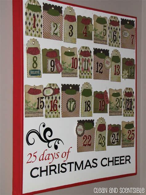 advent calendar ideas advent calendar activities clean and scentsible