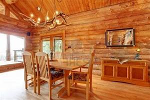 interior great image of log cabin homes interior With rustic cabin interior wall ideas