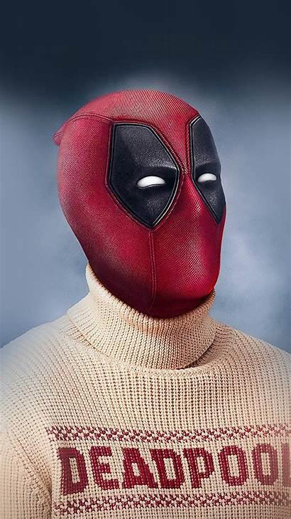 Deadpool Poster Hero Portrait Iphone Dc