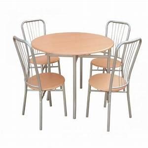 table rabattable cuisine paris table et chaise de cuisine With table de cuisine avec chaises