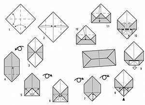Comment Fabriquer Une Enveloppe : fabriquer une enveloppe origami day chaque jour son ~ Melissatoandfro.com Idées de Décoration