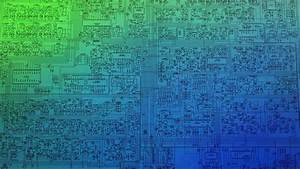 Microchip  Schematic  Cpu  Technology  Blueprints Hd