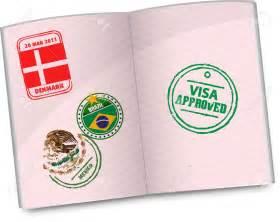 Passport Stamp Clip Art Free