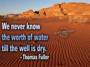 Funny Picture C... Water Environment Quotes