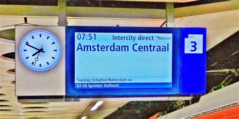 Appartamenti Amsterdam Centro Low Cost by Treni Amsterdam Prenota Il Treno Schiphol Amsterdam
