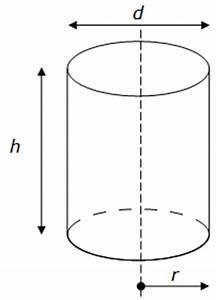 Calcul Volume Litre : volume d 39 un cylindre ~ Melissatoandfro.com Idées de Décoration
