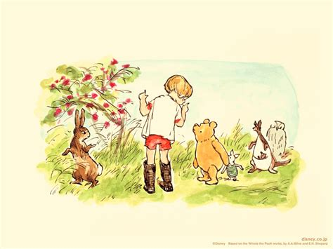 Dear Disney, Why A Live Action Winnie The Pooh Is The