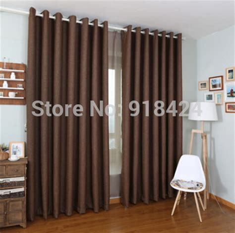 Sound Dening Curtains Ikea finish product linen thicken 900g thermal insulated sound