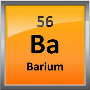 056-Barium - Science Notes and Projects
