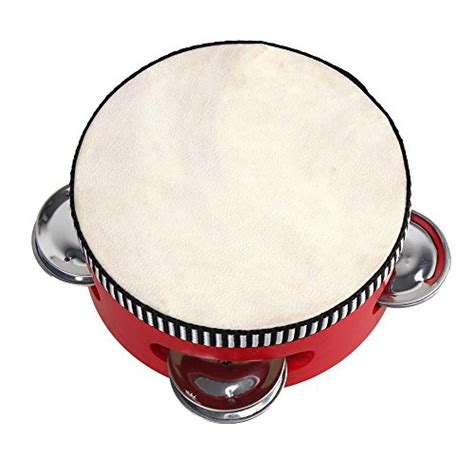 Maybe you would like to learn more about one of these? BQLZR Educational Tambourine Traditional Instrument ...