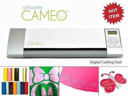 Cameo Silhouette Printer Printing Cutting Machine