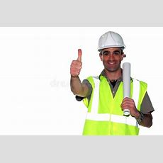 Happy Construction Worker Stock Photo Image Of Improvement 2954060
