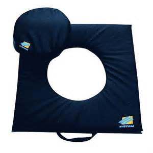 systam gel pressure relief cushion sports supports