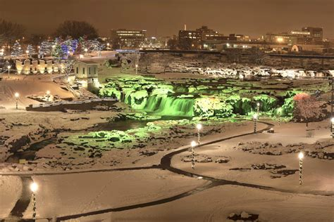 downtown sioux falls offering     winter