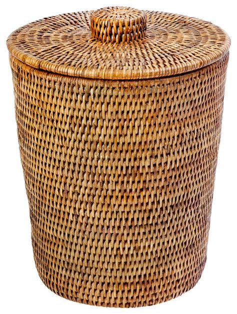 wicker bathroom trash can with lid wicker bathroom trash can with lid bathroom bevrani