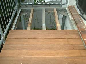 Balkon Handlauf Holz : balkon dielen holz verlegen ~ Lizthompson.info Haus und Dekorationen