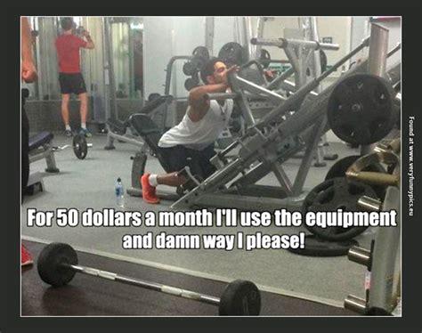 ill       gym  funny pics